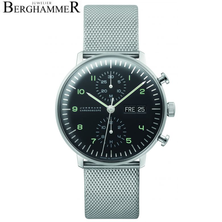 max bill Chronoscope 027/4500.44