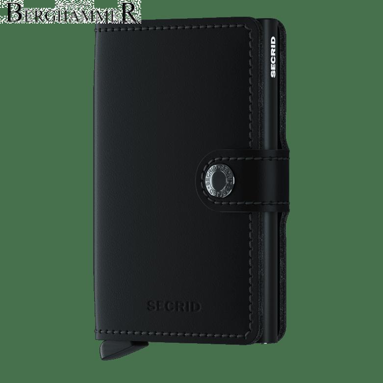 Secrid RFID Miniwallet Matte Black