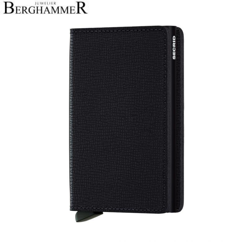 Secrid RFID Slimwallet Crisple Black