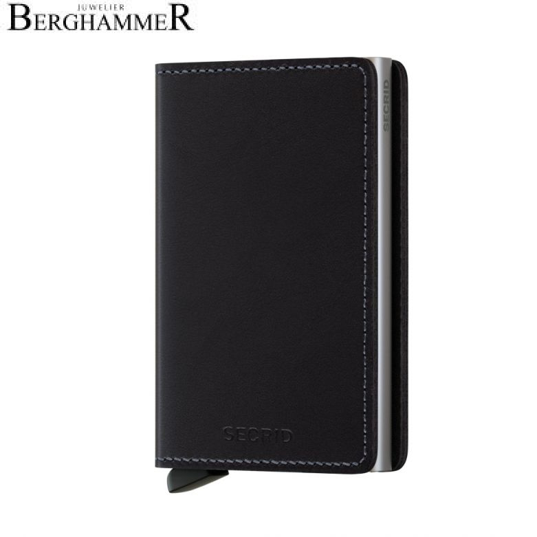Secrid RFID Slimwallet Original Black
