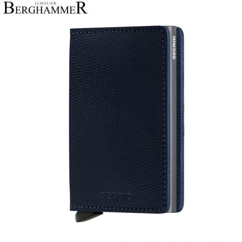 Secrid RFID Slimwallet Rango Blue-Titanium