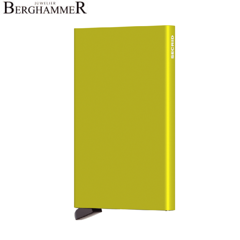 Secrid RFID Cardprotector Lime