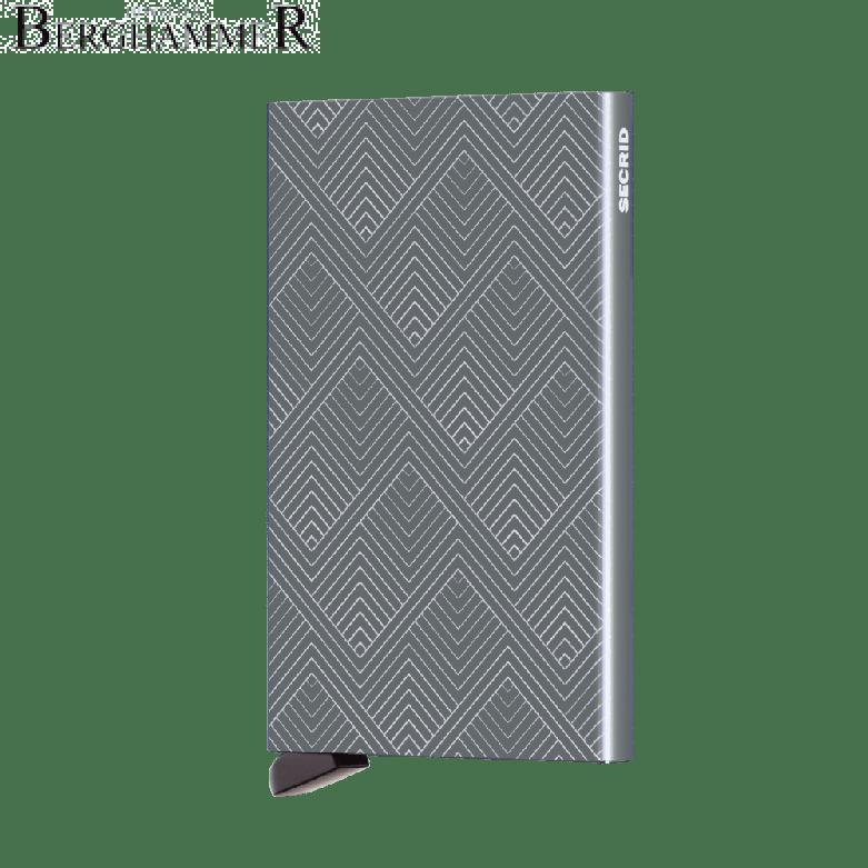 Secrid RFID Cardprotector Laser Structure Titanium