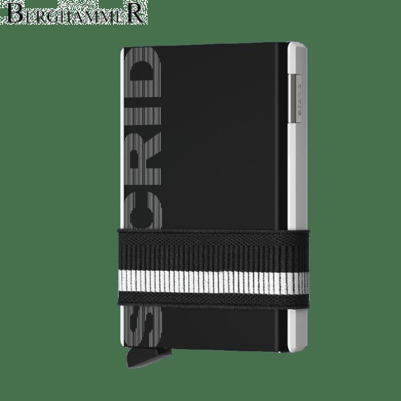 Secrid RFID Cardslide slide + MoneyBand Monochrome