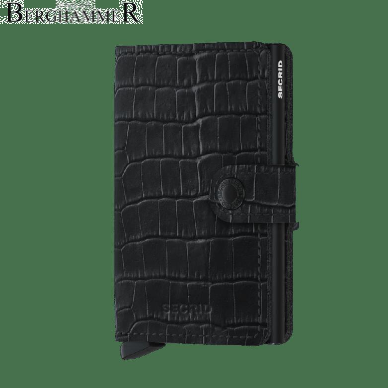 Secrid RFID Miniwallet Cleo Black