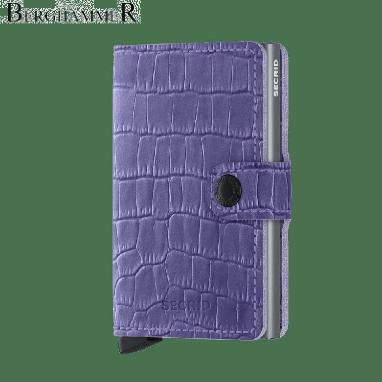 Secrid RFID Miniwallet Cleo Lavender