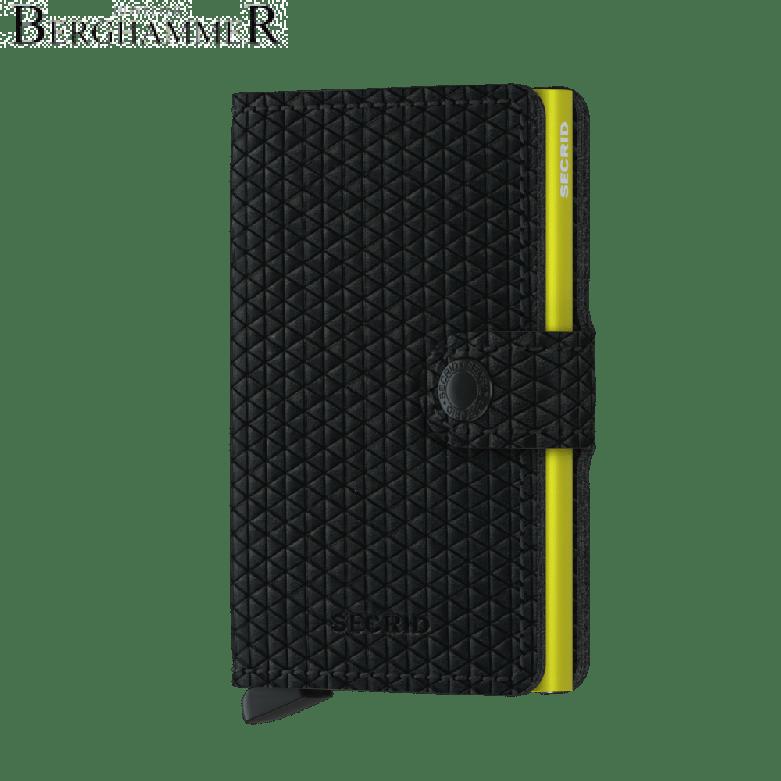 Secrid RFID Miniwallet Diamond Black