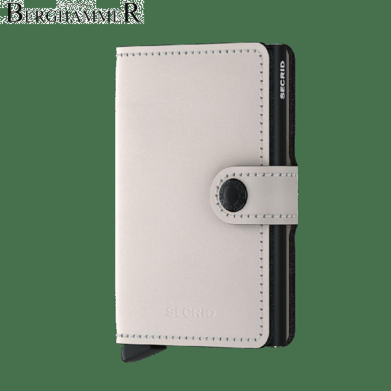 Secrid RFID Miniwallet Matte Chalk