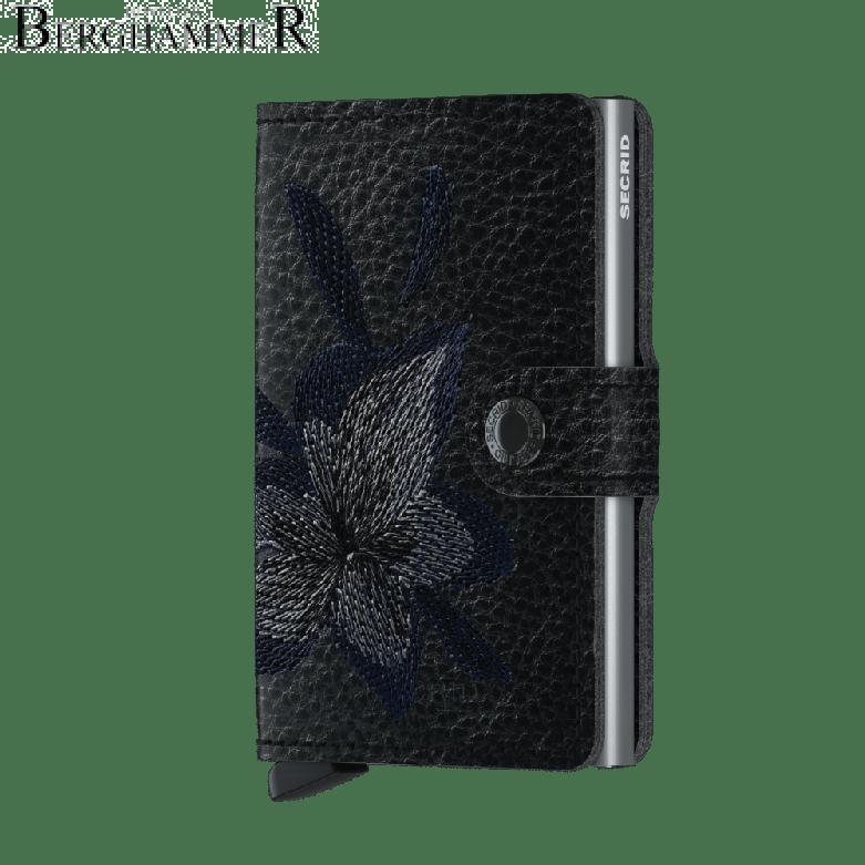 Secrid RFID Miniwallet Stitched Magnolia Black