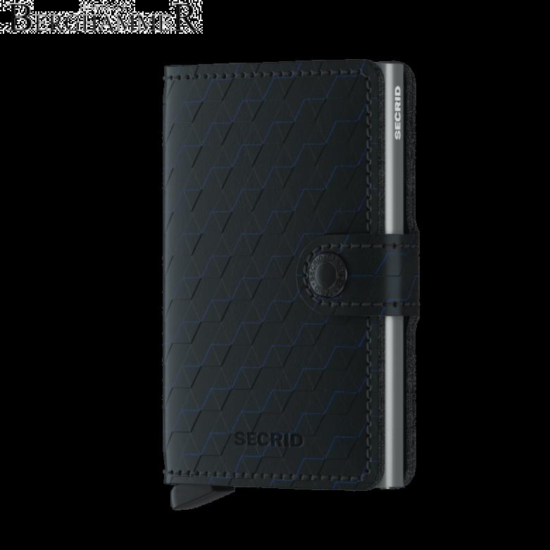 Secrid RFID Miniwallet Optical Black-Titanium