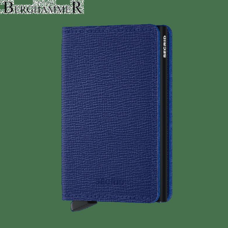 Secrid RFID Slimwallet Crisple Blue