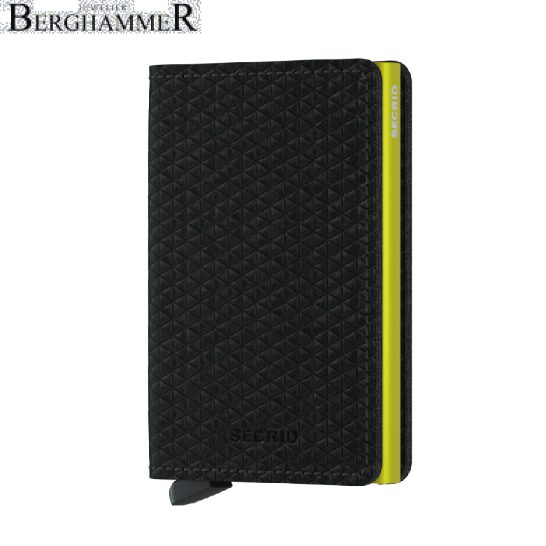 Secrid RFID Slimwallet Diamond Black