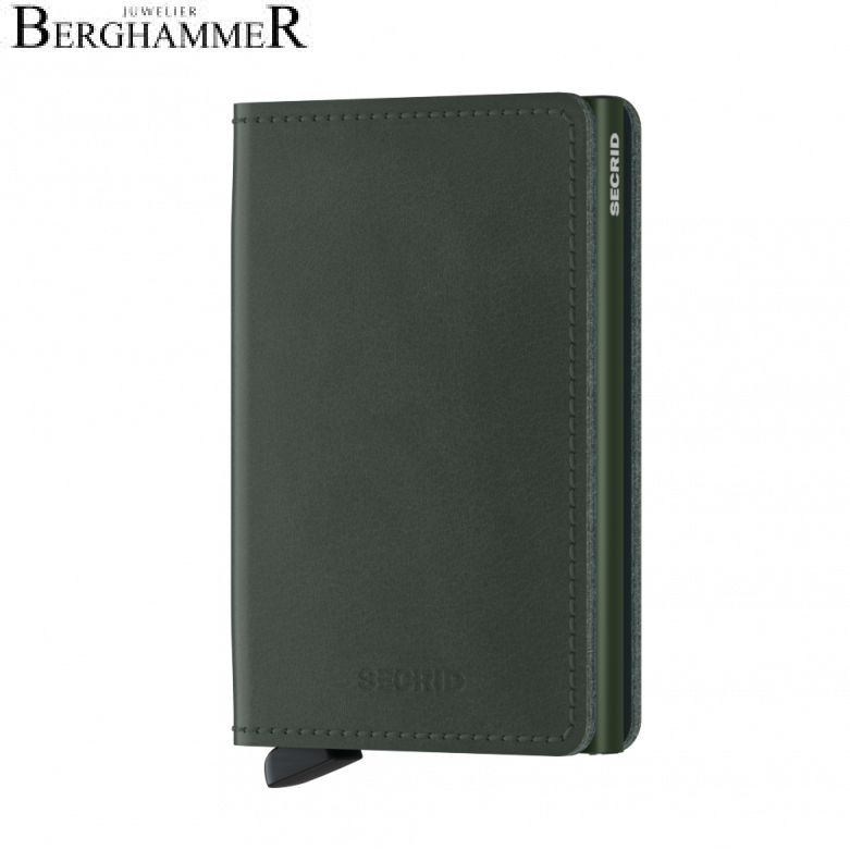 Secrid RFID Slimwallet Original Green
