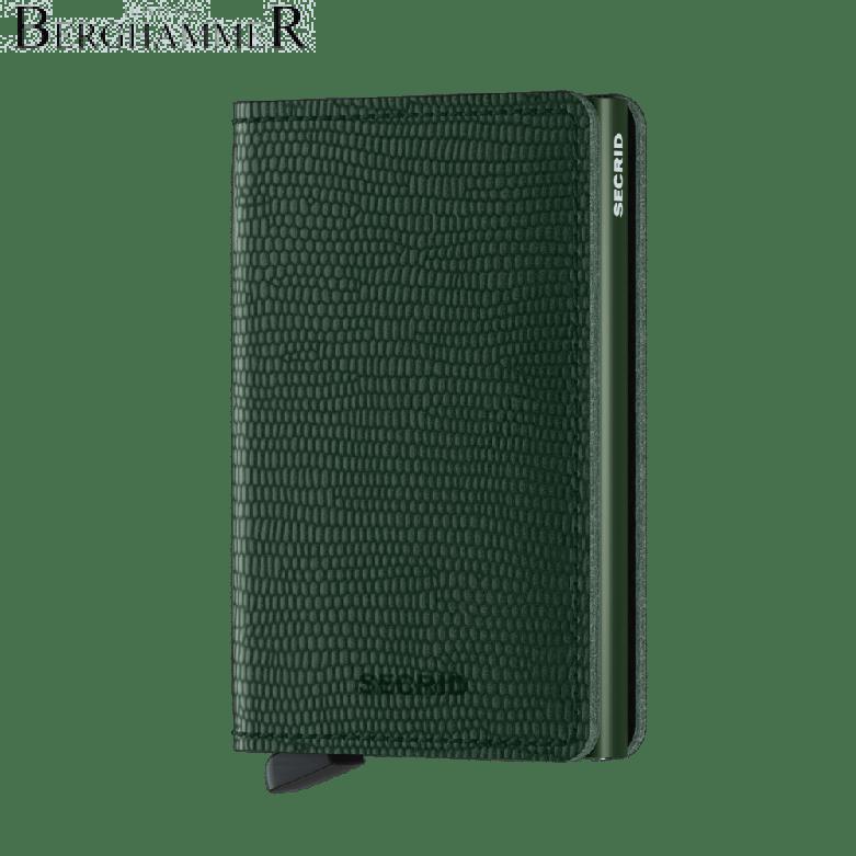Secrid RFID Slimwallet Rango Green