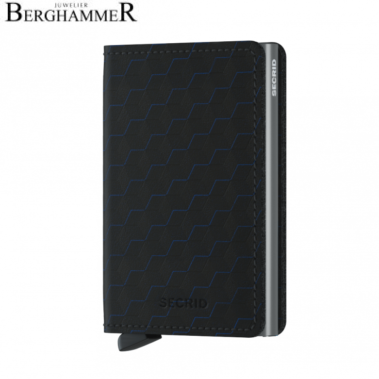 Secrid RFID Slimwallet Optical Black-Titanium