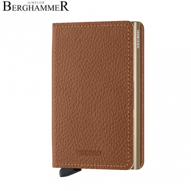 Secrid RFID Slimwallet Vegetable Tanned Caramello-Sand