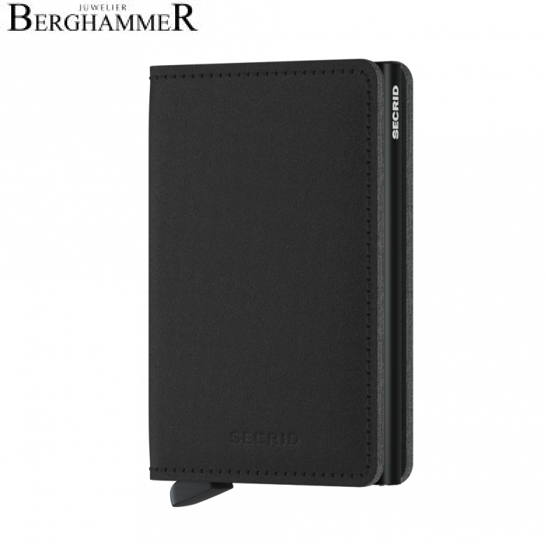 Secrid RFID Slimwallet Yard Black