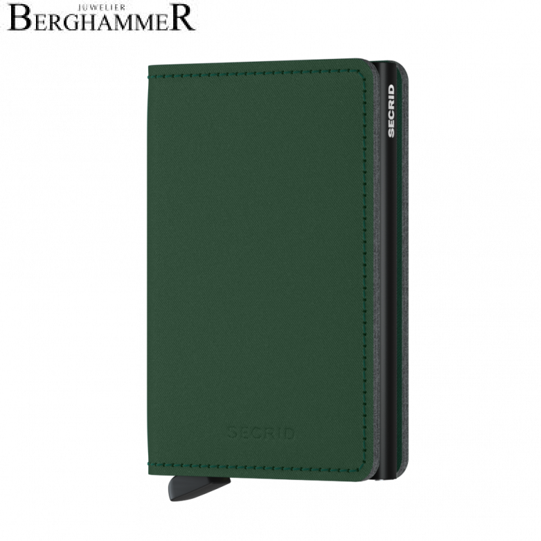 Secrid RFID Slimwallet Yard Green