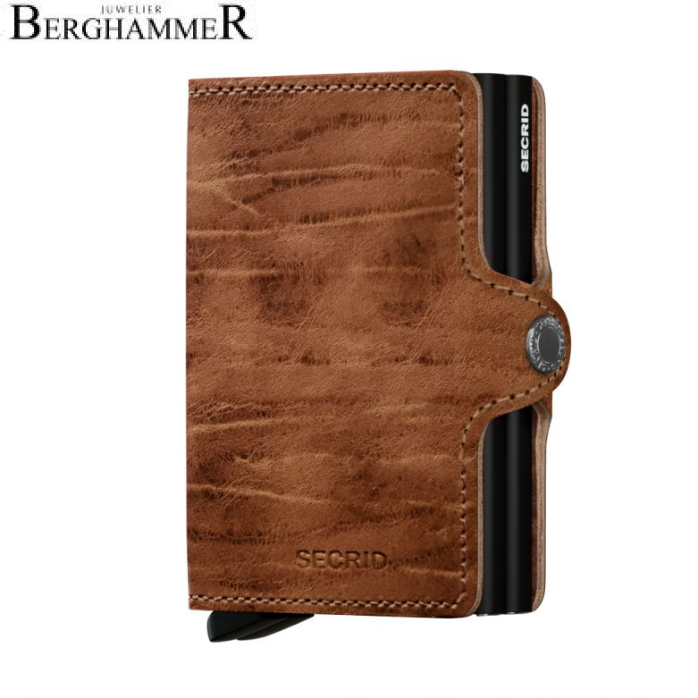 Secrid RFID Twinwallet Dutch Martin Whiskey