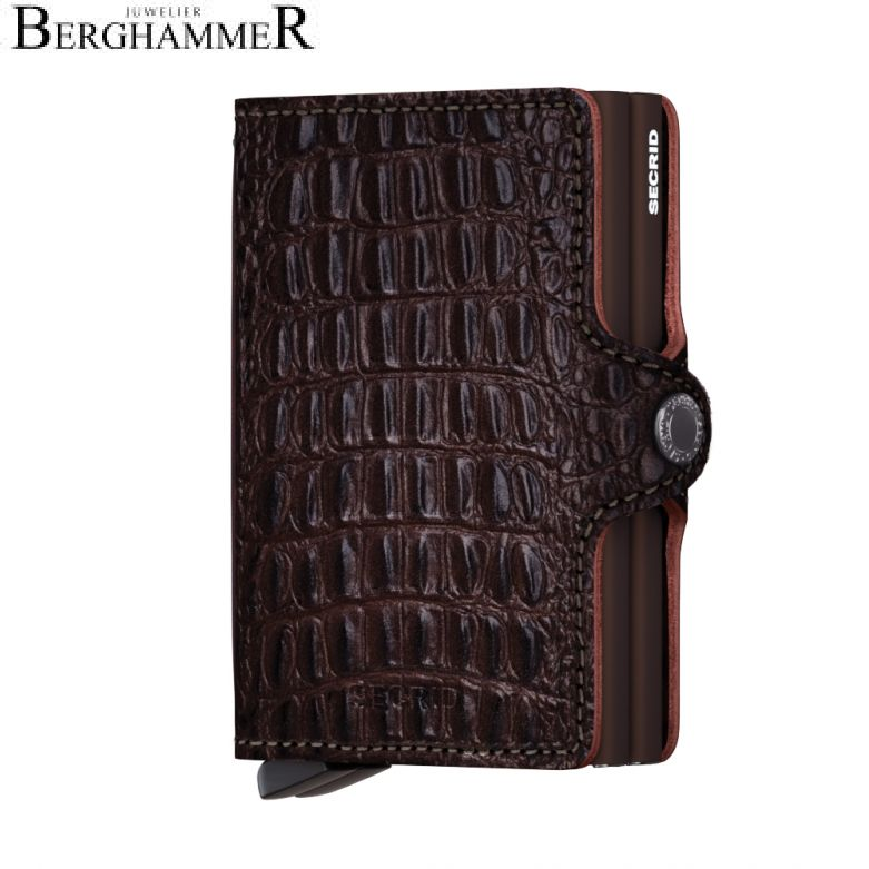 Secrid RFID Twinwallet Nile Brown