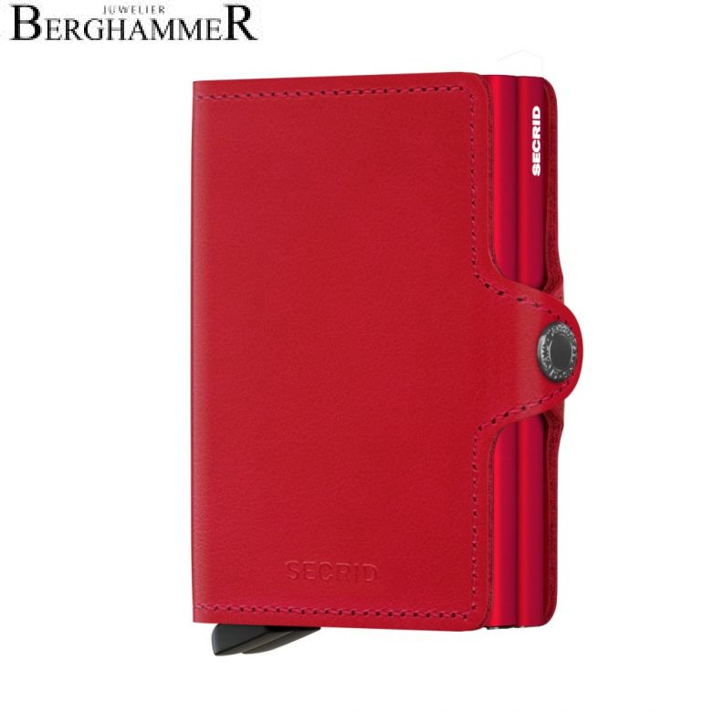 Secrid RFID Twinwallet Original Red-Red